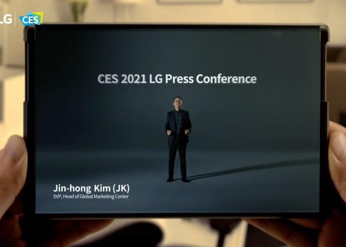 LGs rullbara smartphone troligen åter försenad