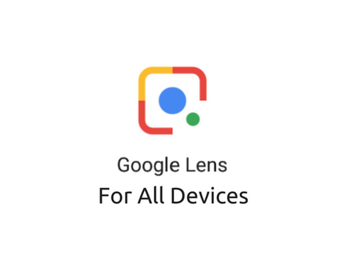 Google Lens blir tillgängligt på ny plats