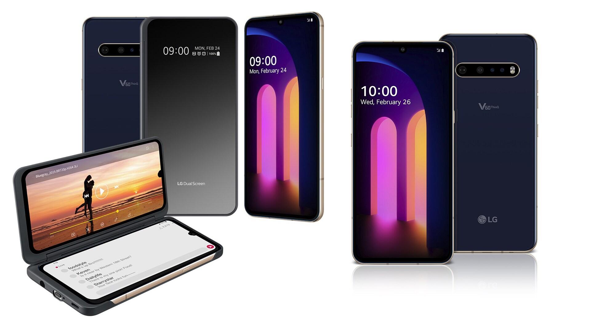 Prat om att LG kan komma att lägga ner sin mobila avdelning på nytt
