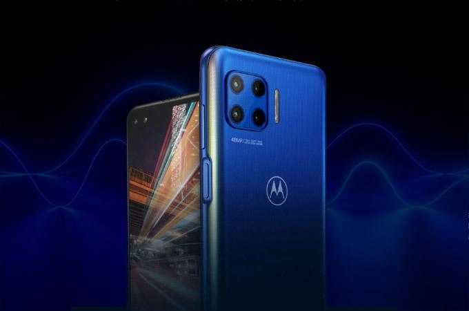 Motorola G 5G Plus uppdateras till Android 11
