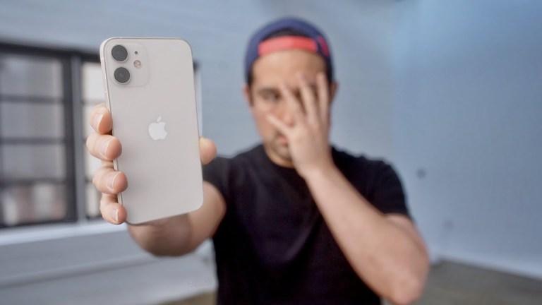 Jonathan går igenom varför iPhone 12 Mini troligtvis floppat