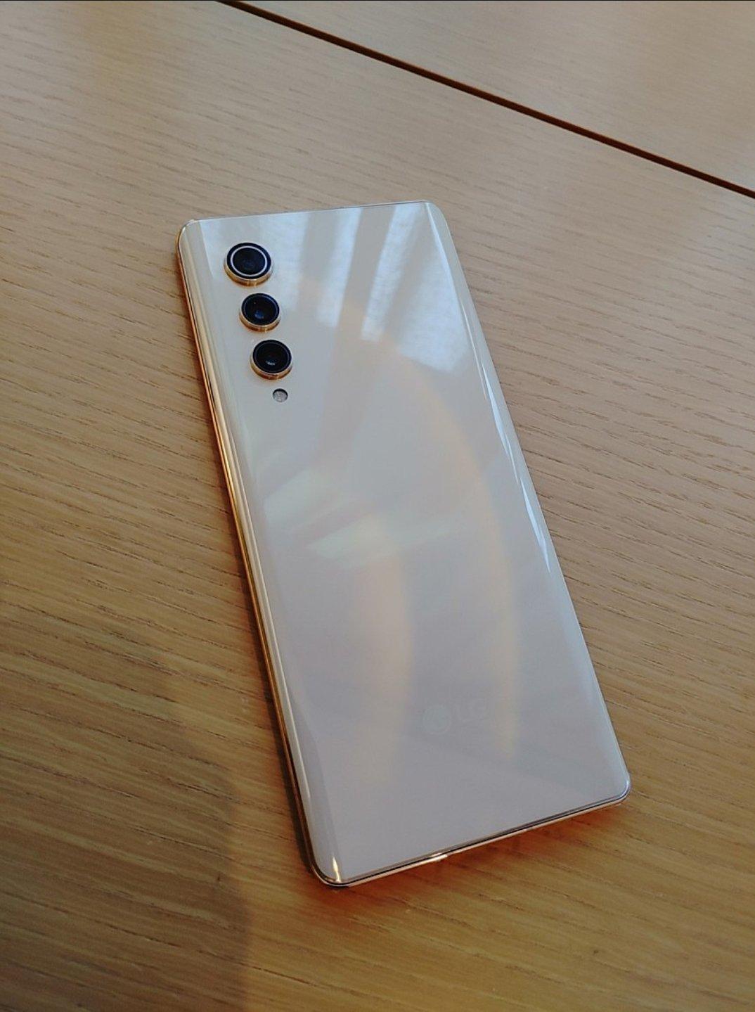 LG verkar sälja Velvet 2 Pro till anställda