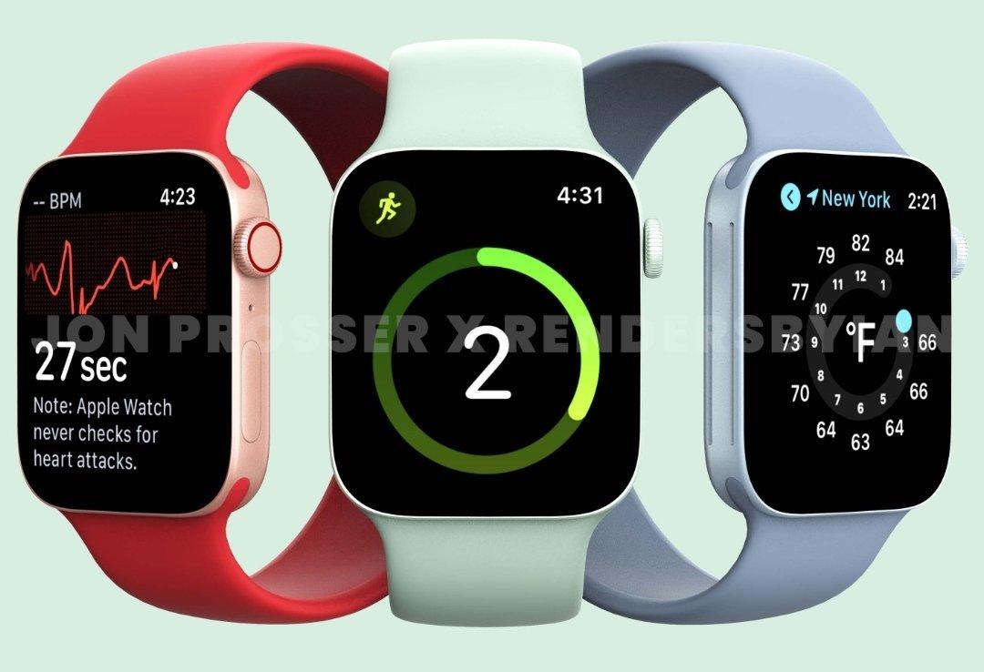 Frontpage Tech pratar om Apple Watch Series 7