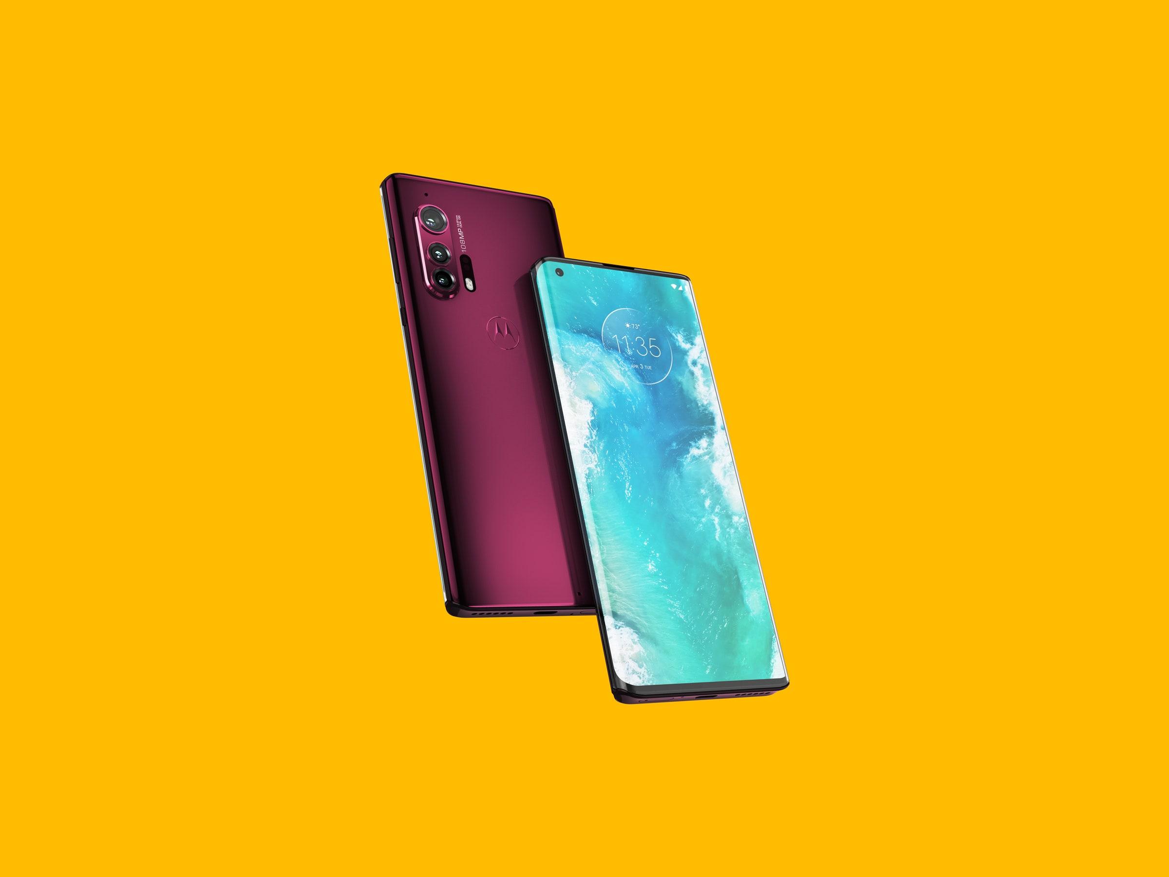 Motorola Berlin kan bli ett nytt flaggskepp från tillverkaren