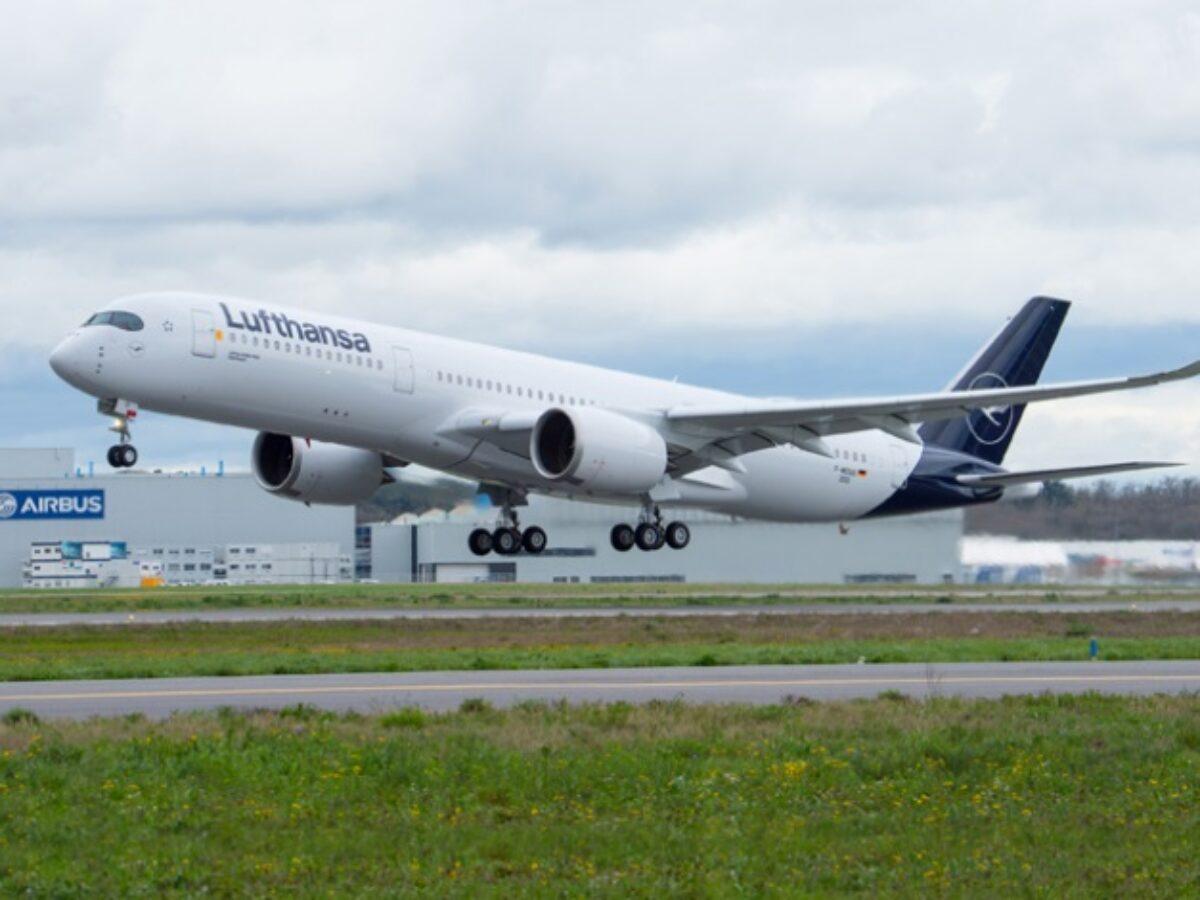 Lufthansa beställer ytterligare fem Boeing 787-9 och fem Airbus A350-900XWB