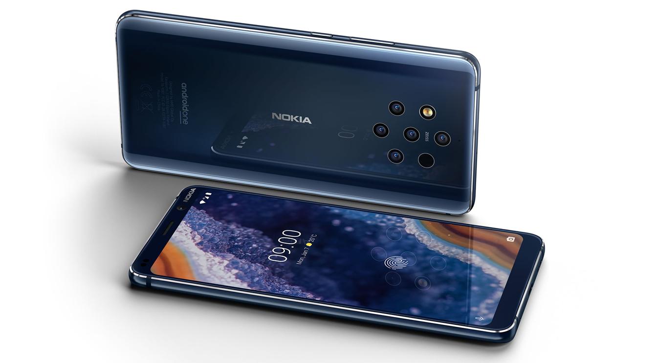 HMD Global försenar Android 11 till Nokia 9 PureView