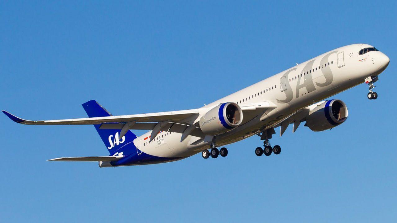 SAS börjar flyga till USA igen