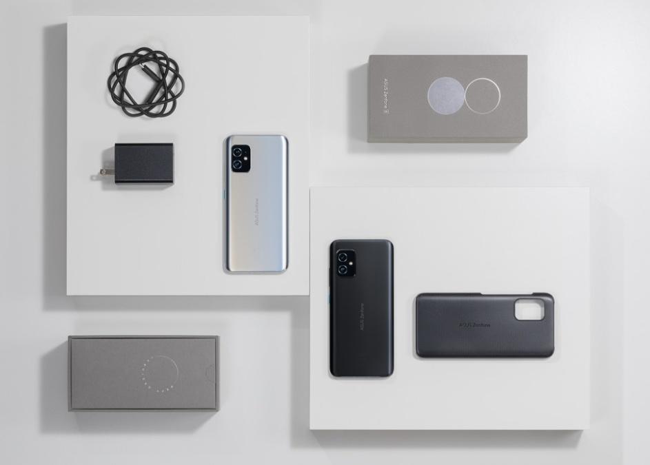 ASUS offentliggör ZenFone 8 och 8 Pro!