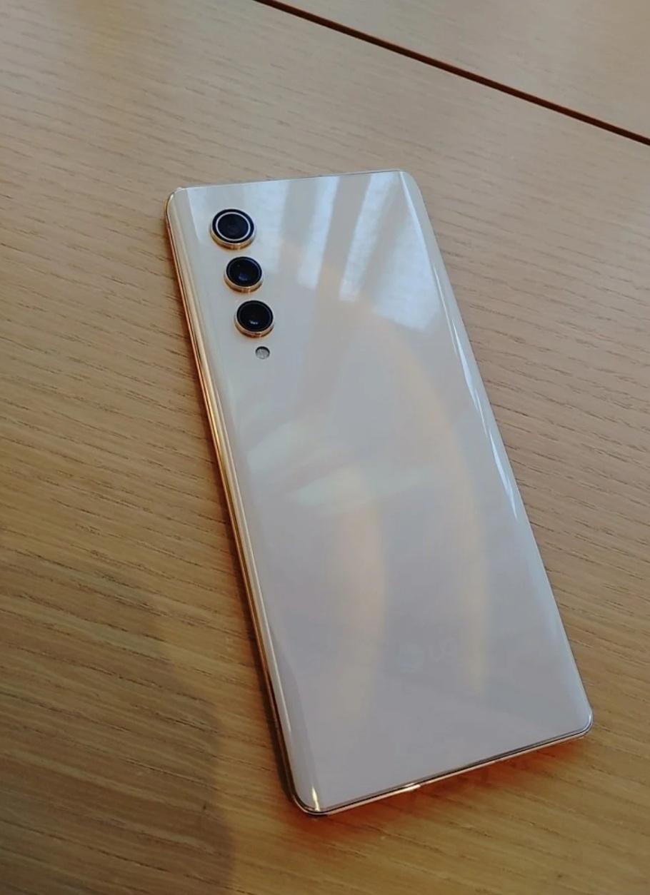 LG Velvet 2 Pro skulle ha saknat fysiska knappar