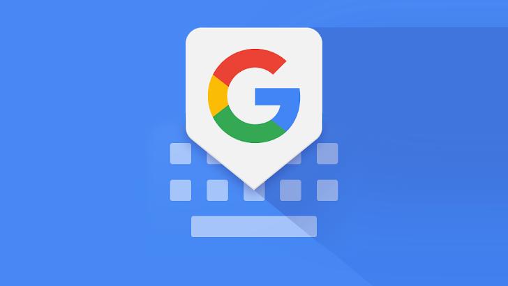 Googles nya design för Gboard börjar nu rullas ut mer löpande