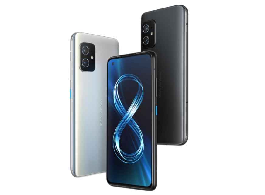 ASUS Zenfone 8 får sin första uppdatering