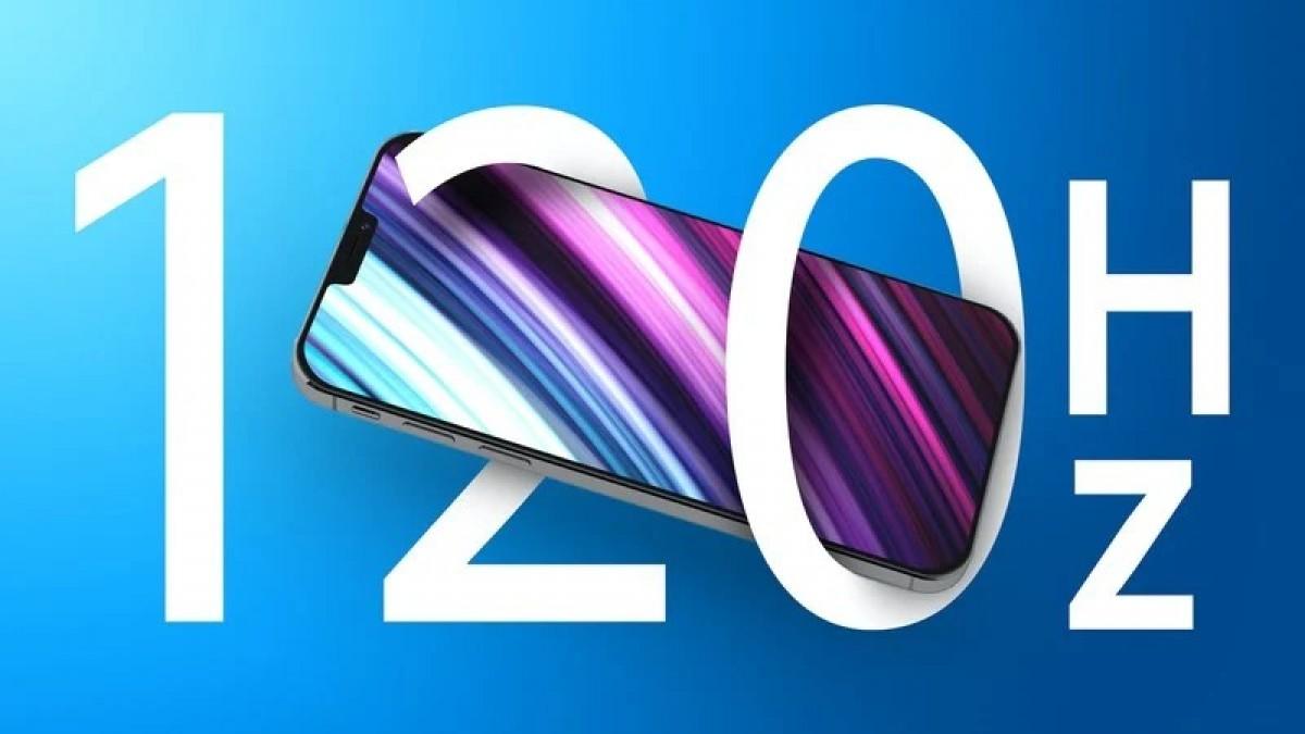 Uppgifter inatt: iPhone 13 Pro och 13 Pro Mac kommer få 120Hz displayer med AMOLED-tech