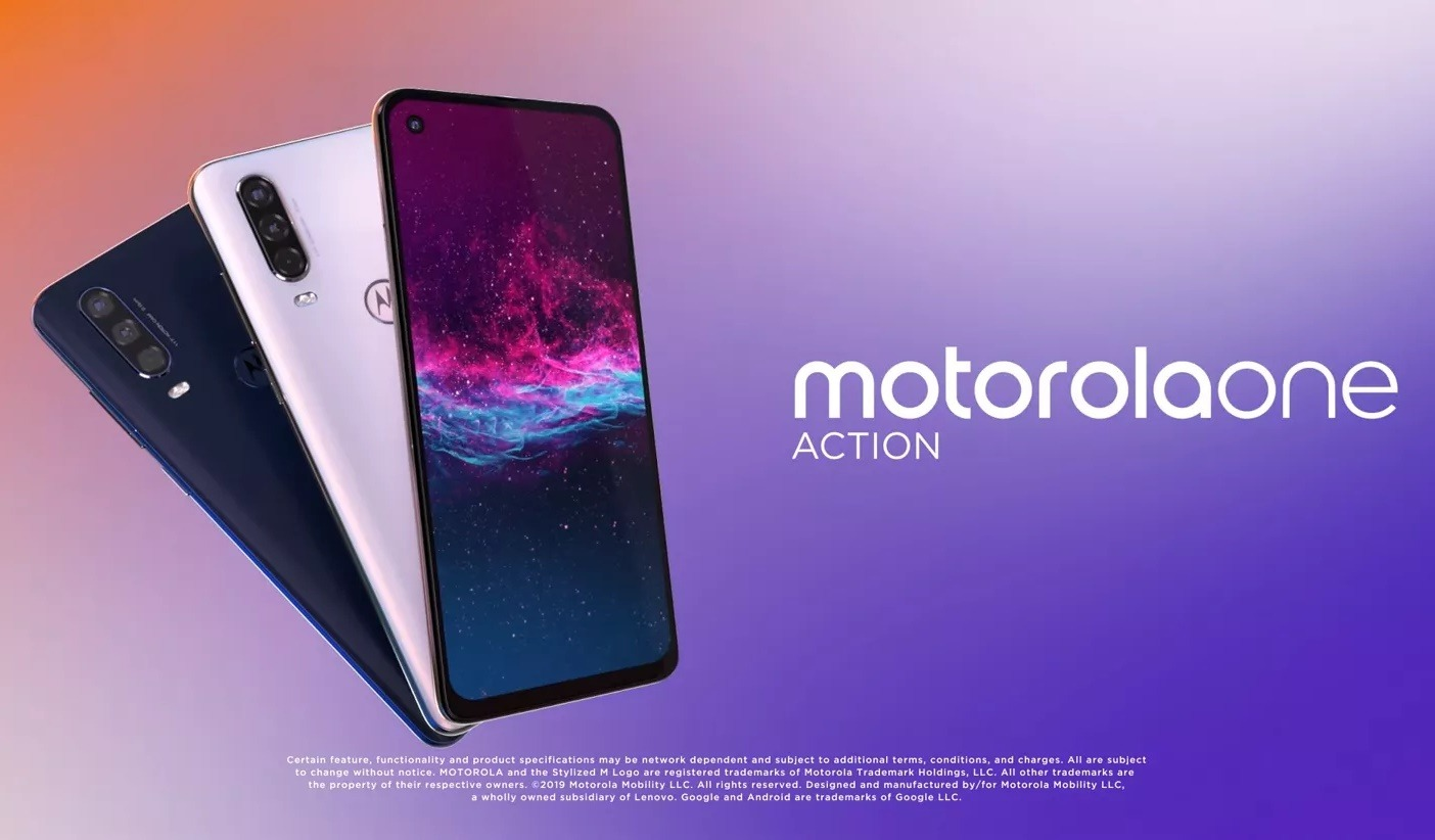 Motorola One Action uppdateras till Android 11