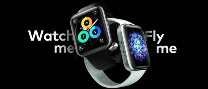 Meizu Watch presenteras med 1,78 tumsskärm och Snapdragon 4100