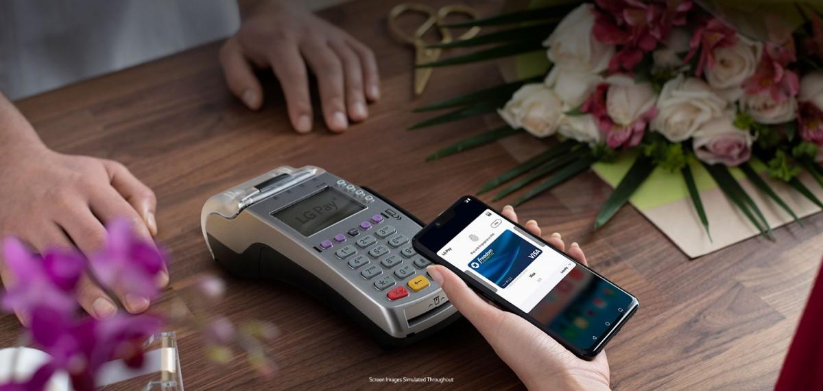 LG Pay kommer lägga ner sin verksamhet för mobila betalningar