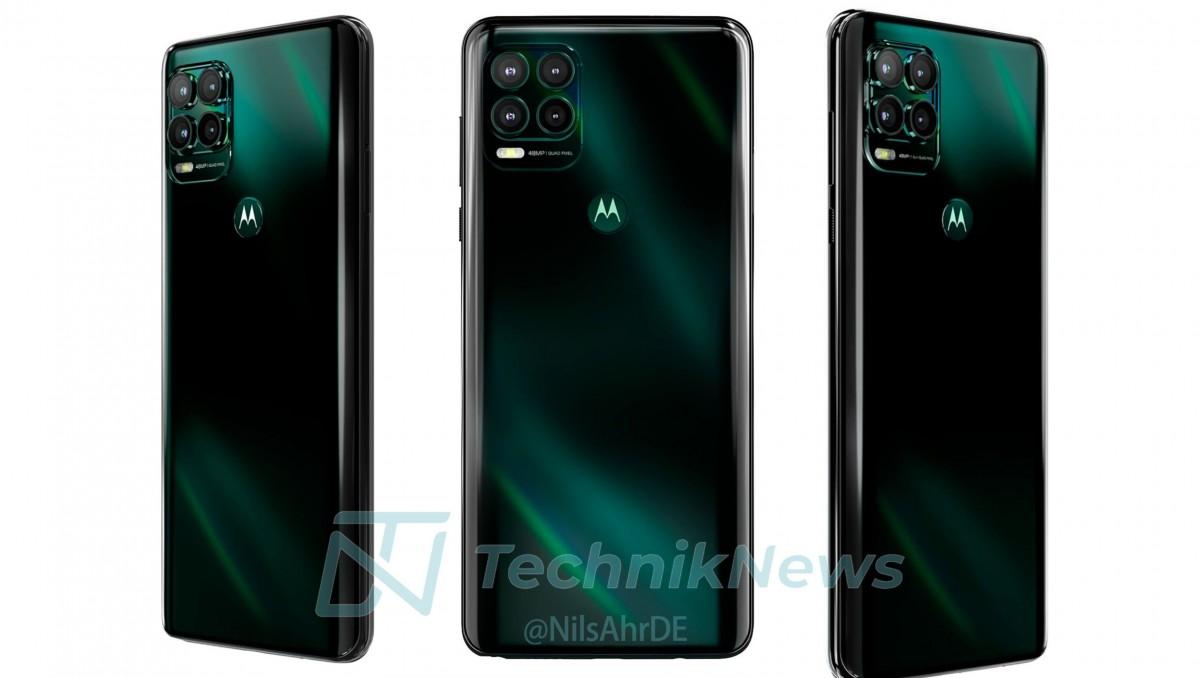 Specifikationer för Motorola Moto G Stylus läcker