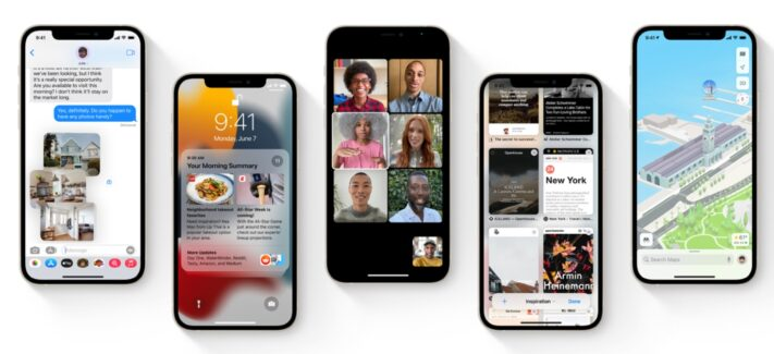 Dessa iPhones kommer erhålla iOS 15