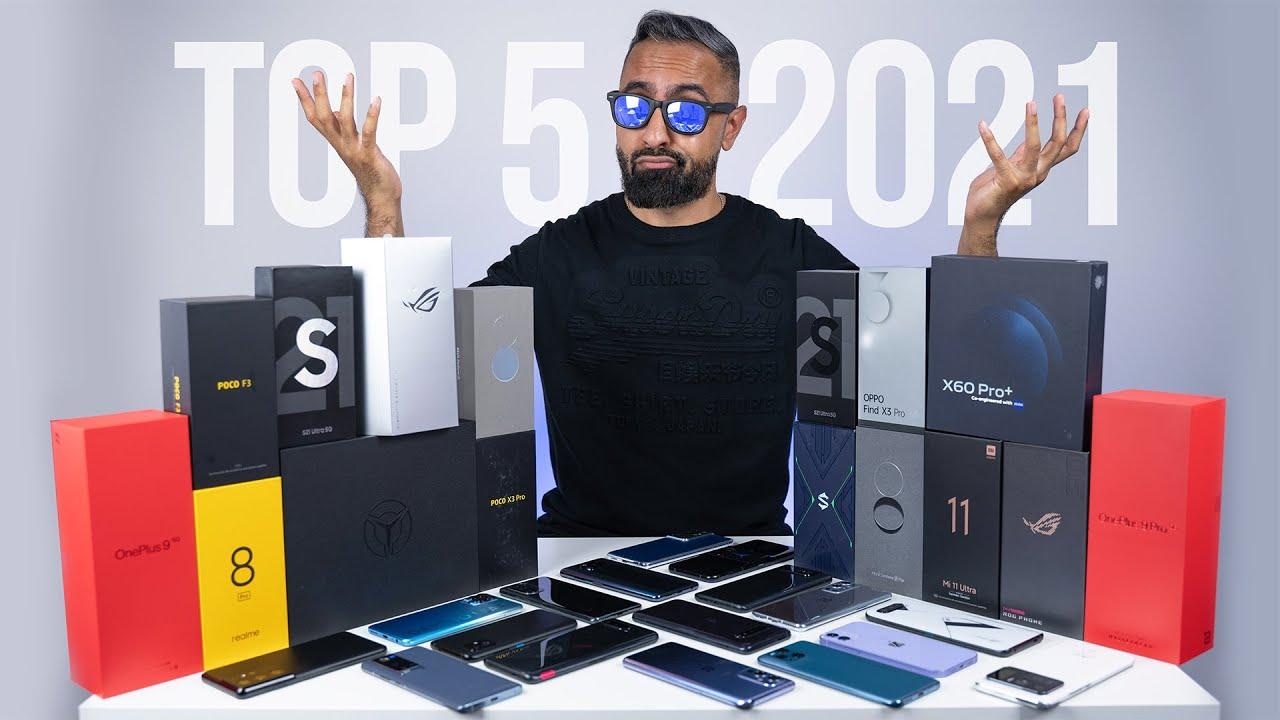 SuperSaf utser de bästa mobilerna hittils under 2021
