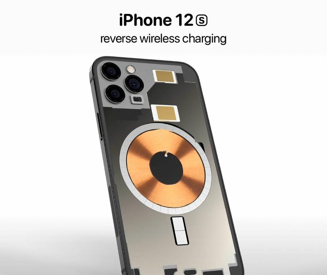 iPhone 12s Pro och 12 Pro Max sägs äntligen få omvänd trådlös laddning