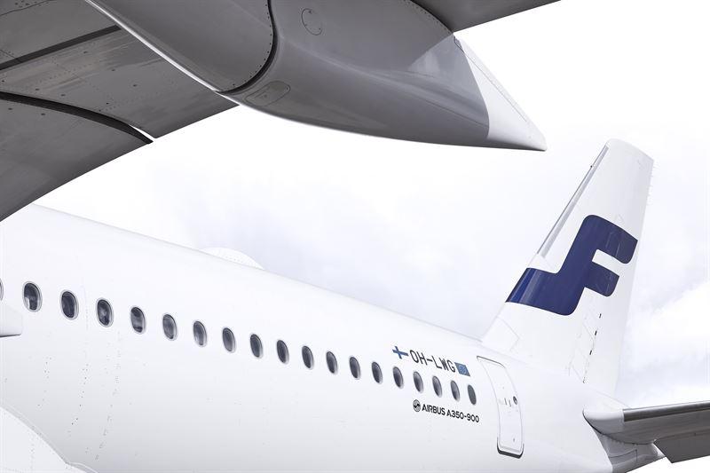 Finnair öppnar upp flyg till Phuket, Bangkok och Miami från Arlanda med Airbus A350-900XWB