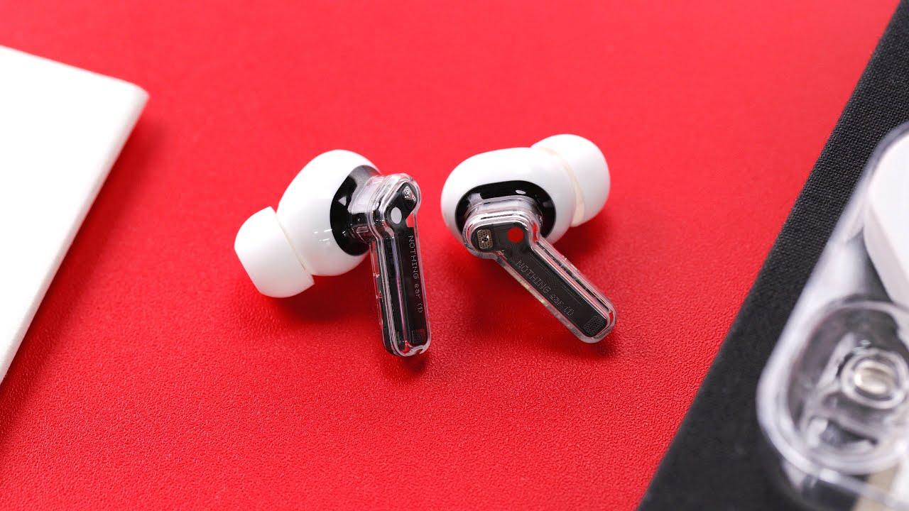 MKBHD recenserar Nothing Ear 1