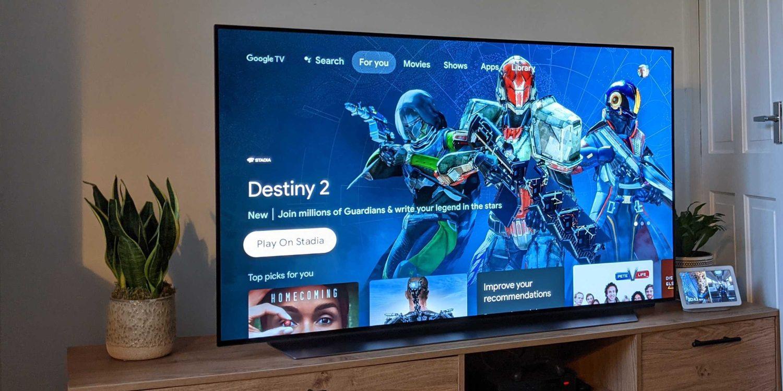 Google Stadia har blivit ännu bättre på Google TV