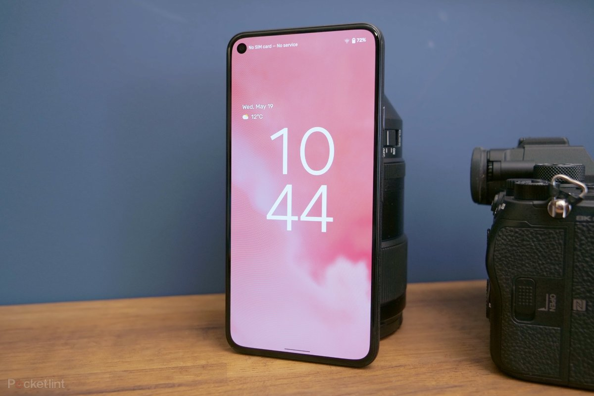 Android 12 kommer kunna styras med ansiktet