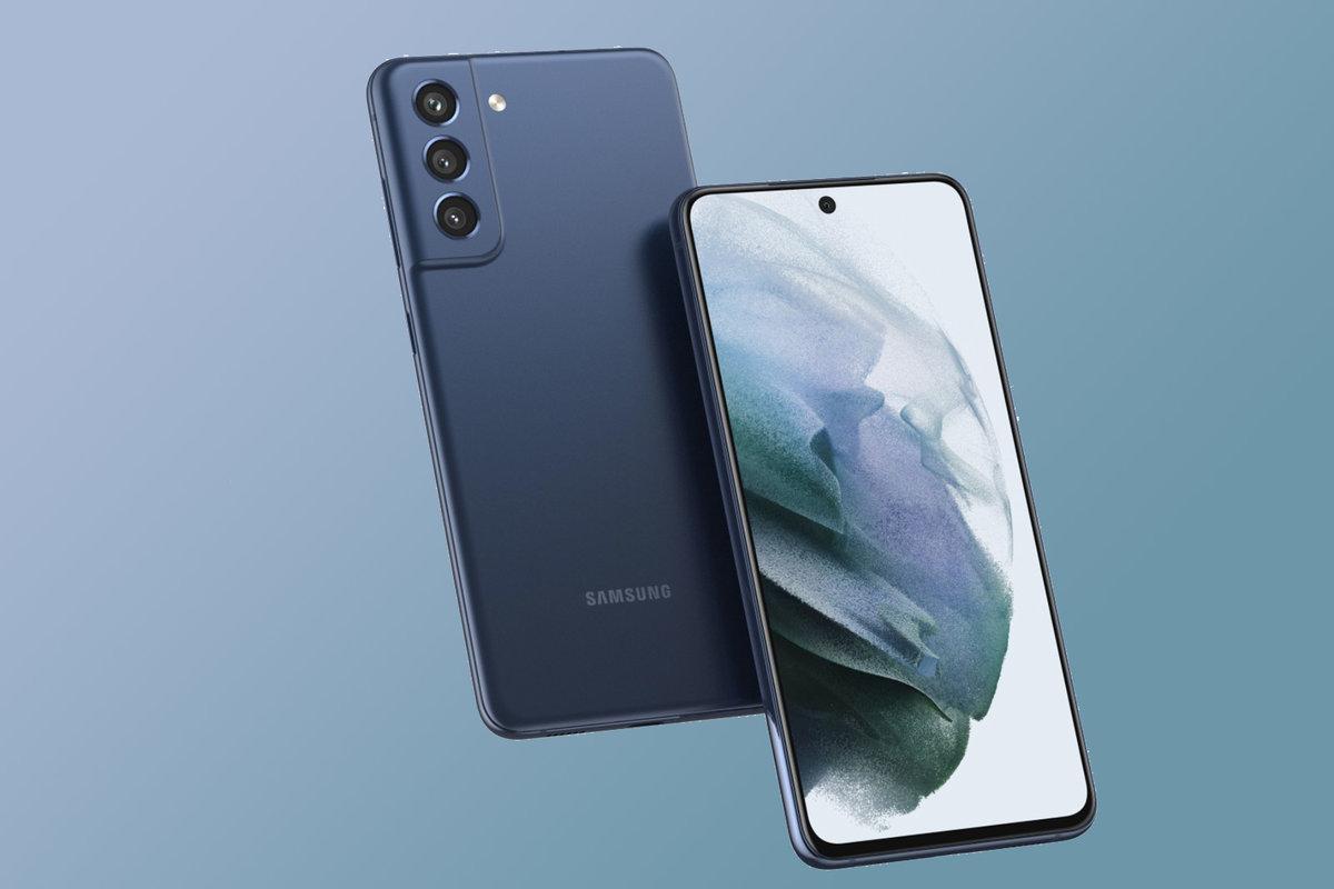 Samsung Galaxy S21 FE ser ut att få trådlös laddning