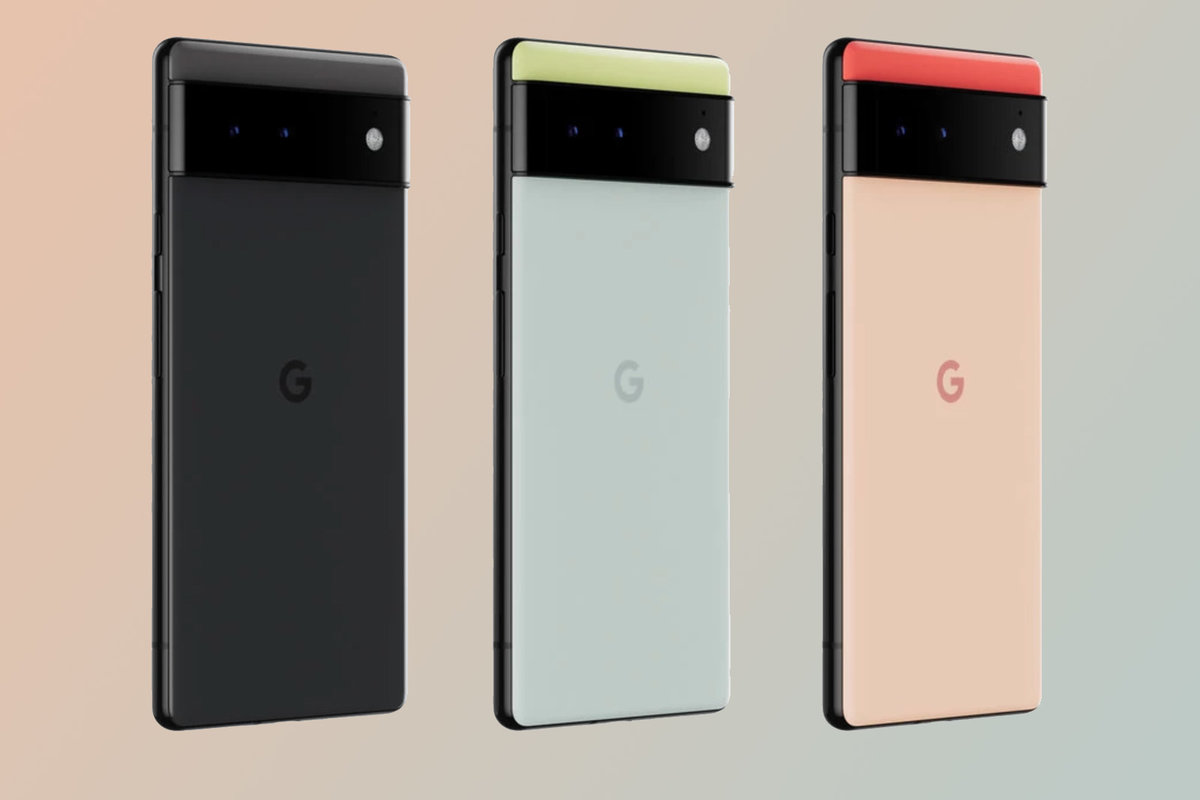 Google Pixel 6 ser ut att visas upp 13 september