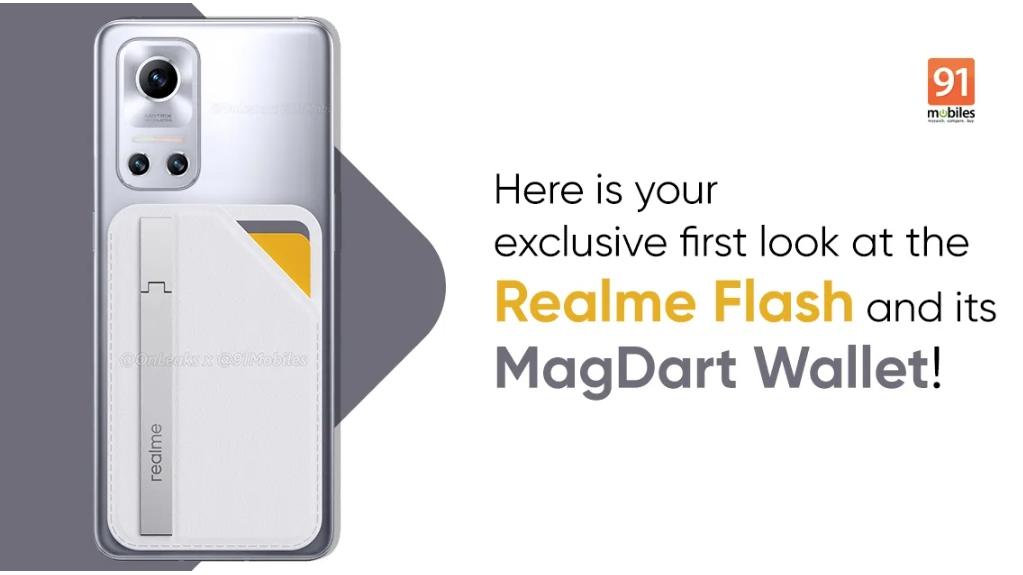 Tillbehör till Realme Flash läcker ut