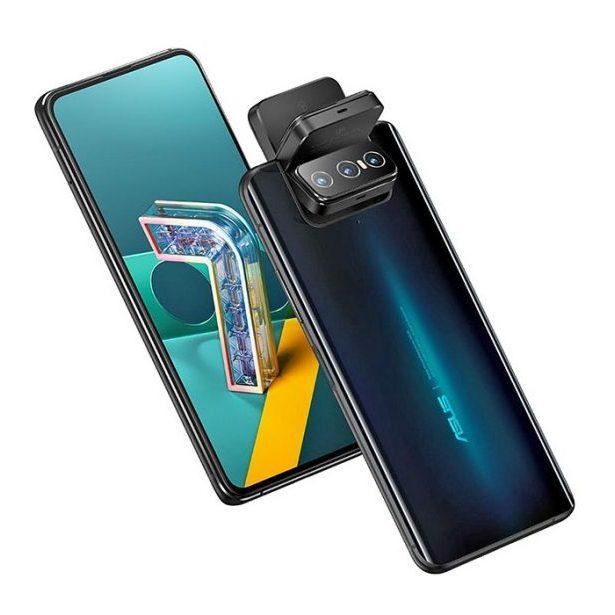 ASUS Zenfone 7 och 7 Pro får enhandsläge