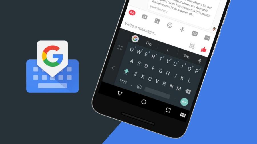 Ännu en uppdatering av Gboard till Android skickas ut