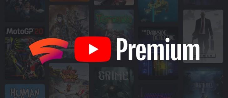 Google Stadia fritt i tre månader om man signar upp för YouTube Premium