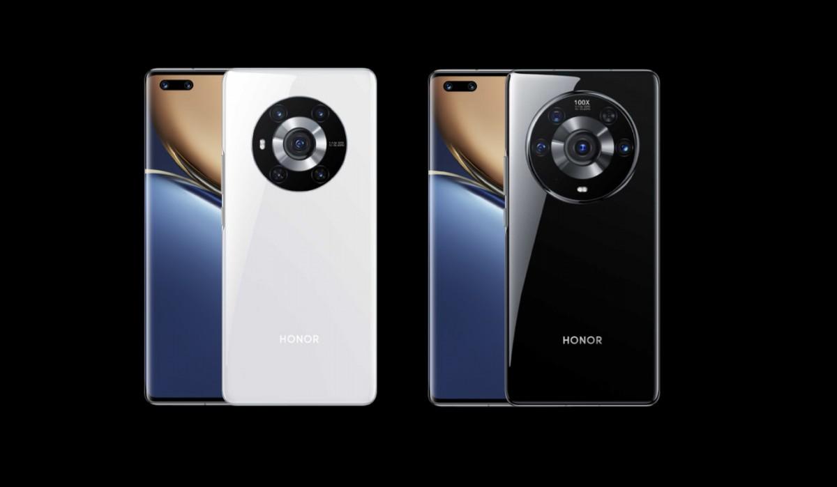 Honor Magic 3 Pro är här med Snapdragon 888+