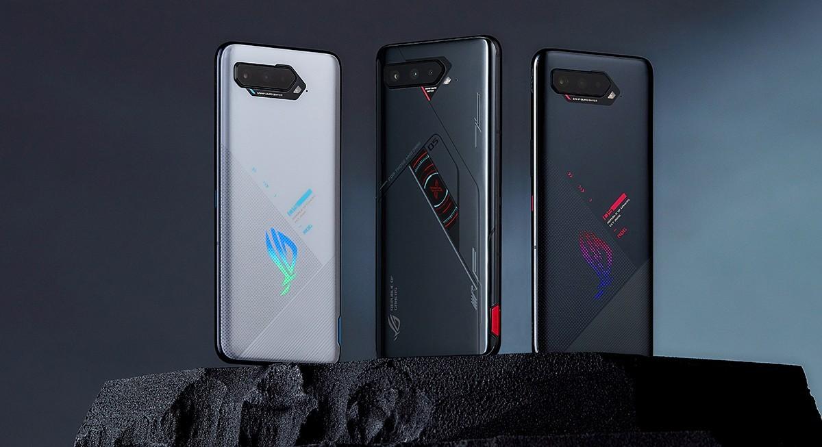 ASUS offentliggör ROG Phone 5S och 5S Pro