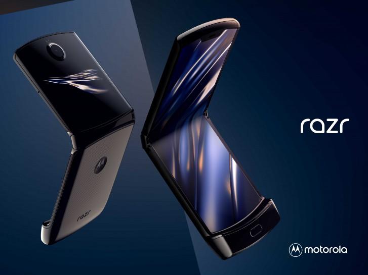 Motorola Razr erhåller Android 11