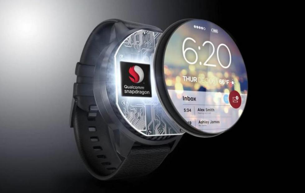 Qualcomm håller på att utveckla Snapdragon Wear 5100 enligt uppgifter