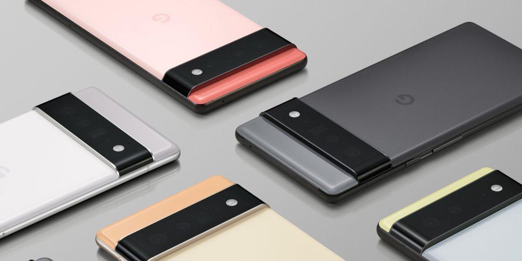 Google Pixel 6 kan få 5G-chipp från Samsung