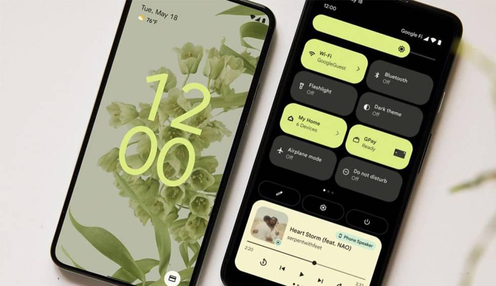 Android 12.1 kan vara nästa version av Android