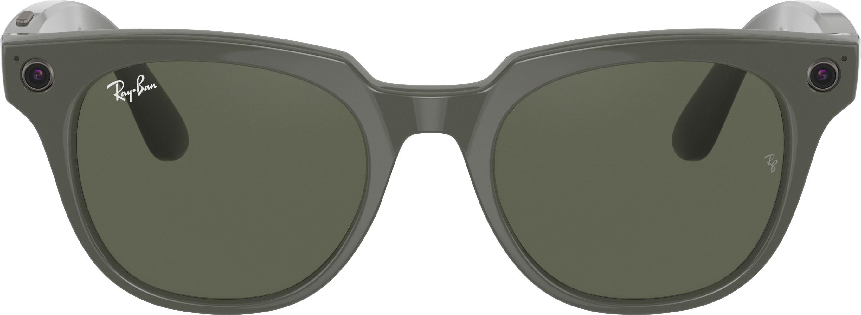RayBan och Facebooks glasögon läcker ut