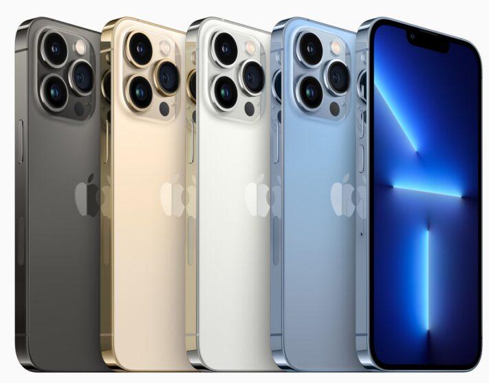 Nu kan du förboka iPhone 13- serien