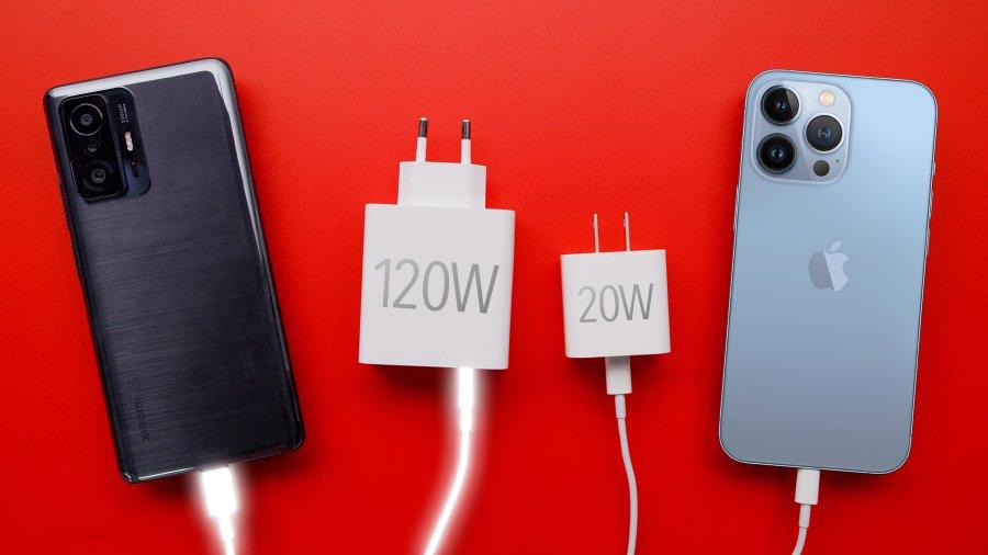 MKBHD går igenom vad konkurrenterna har men som inte iPhone 13 Pro har
