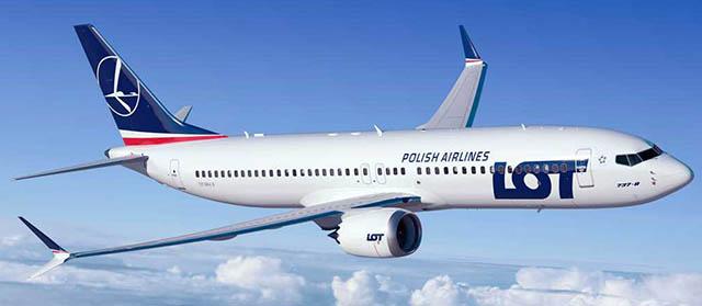 LOT är rejält frustrerade över hur Boeing behandlade Boeing 737 Max krisen för dem