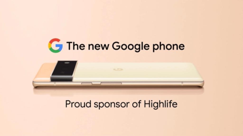 Flera specifikationer för Google Pixel 6
