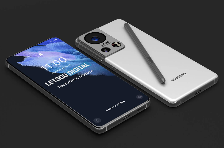 Nytt rykte: Samsung Galaxy S22 kommer inte få någon UDC