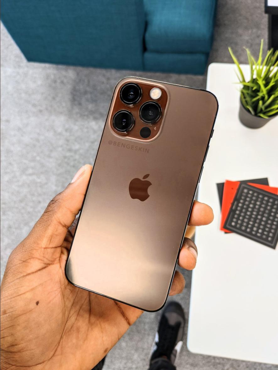 Är det så här iPhone 13 Pro kommer se ut?