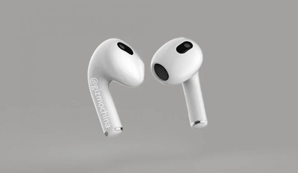 Rykte: Apple har påbörjat tillverkaren av AirPods 3