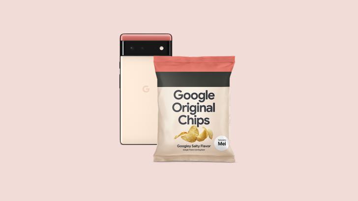 Google släpper ny teaser för Pixel 6 och 6 Pro