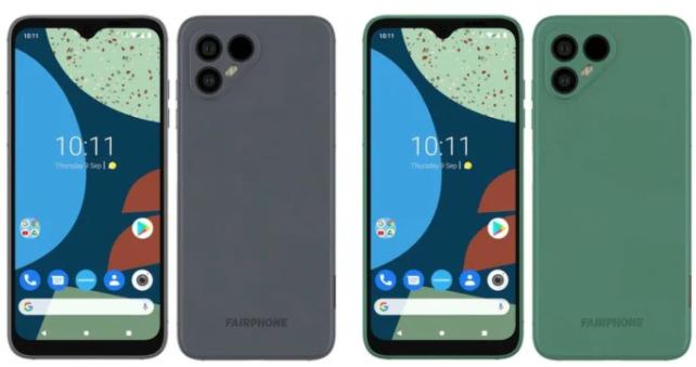 Så här kommer Fairphone 4 troligtvis se ut!