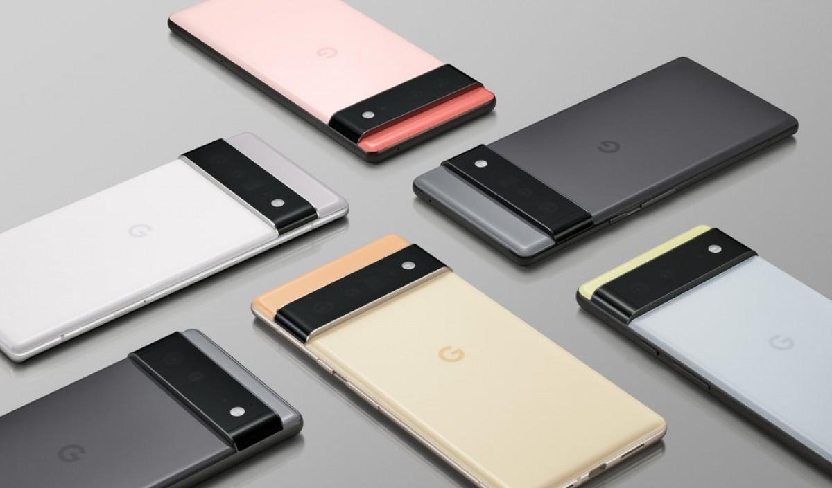 Nytt rykte om Google Pixel 6- serien